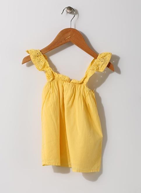 Mammaramma Bluz Sarı